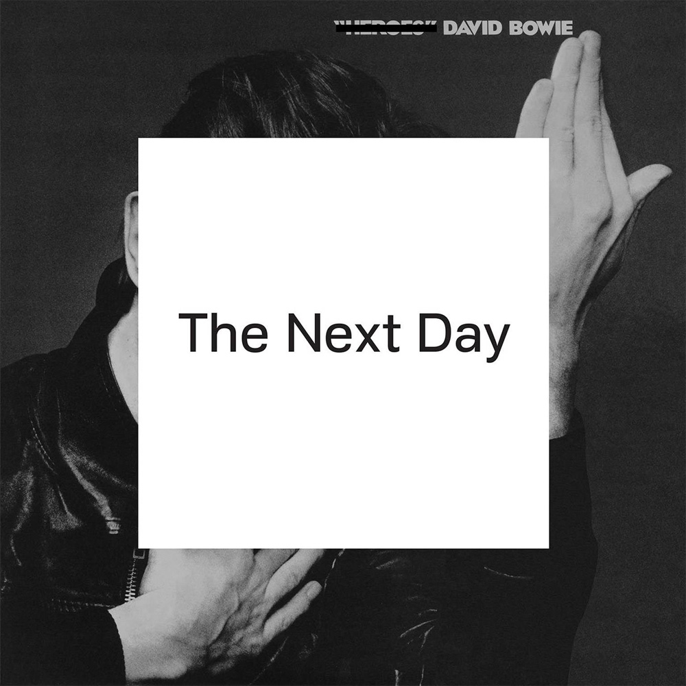 4. David Bowie - The Next Day