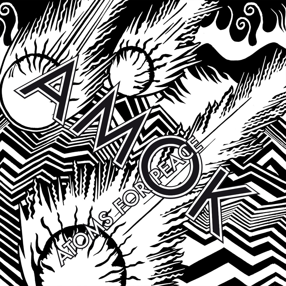 14. Atoms For Peace – AMOK