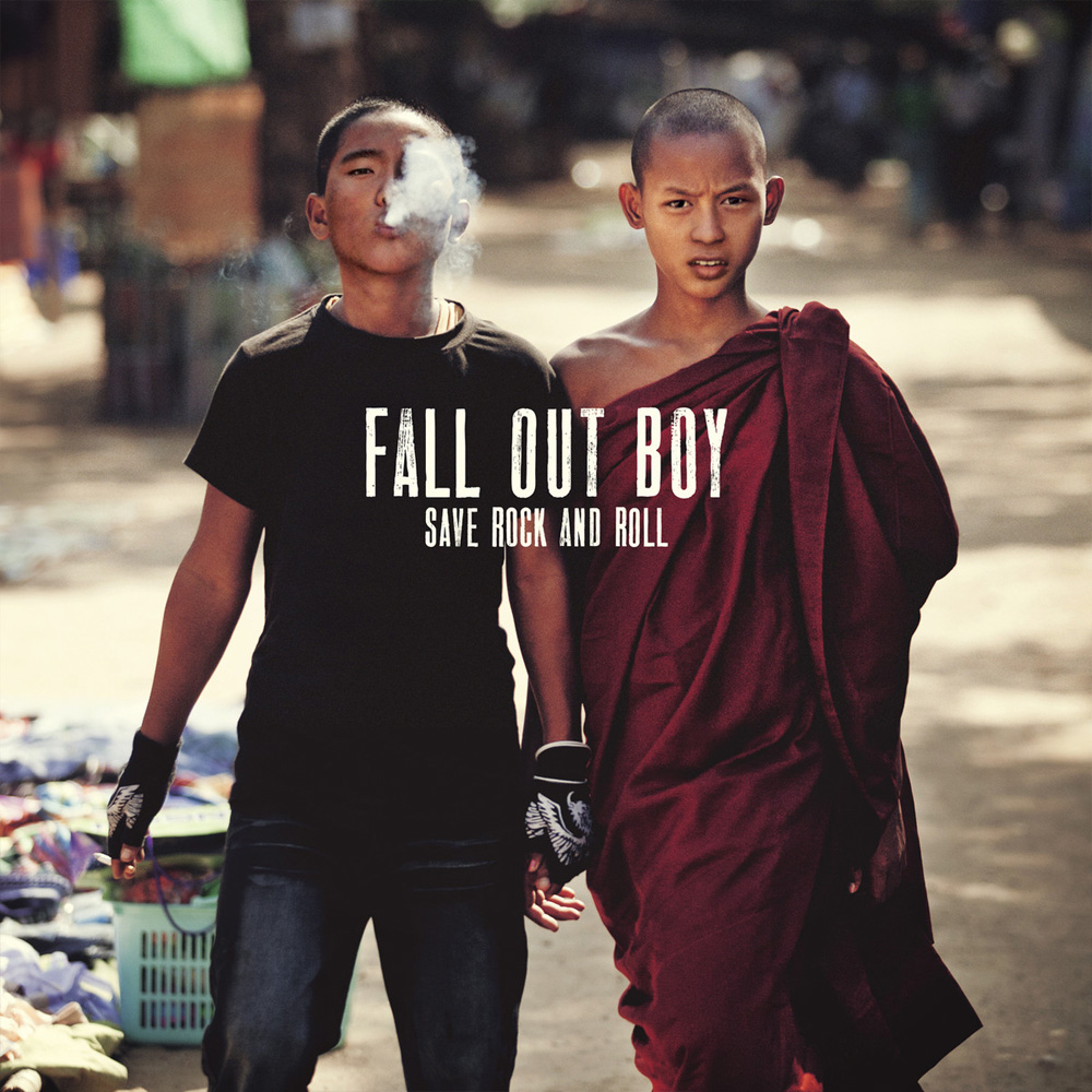 21. Fall Out Boy - Save Rock And Roll