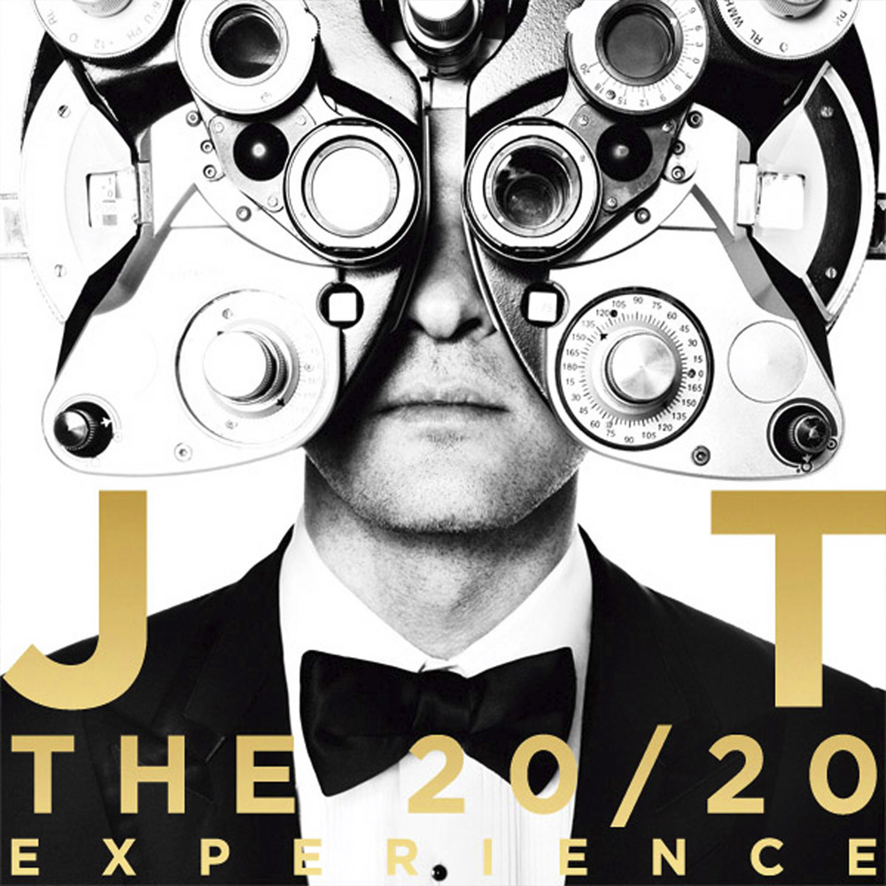 22. Justin Timberlake - The 20/20 Experience