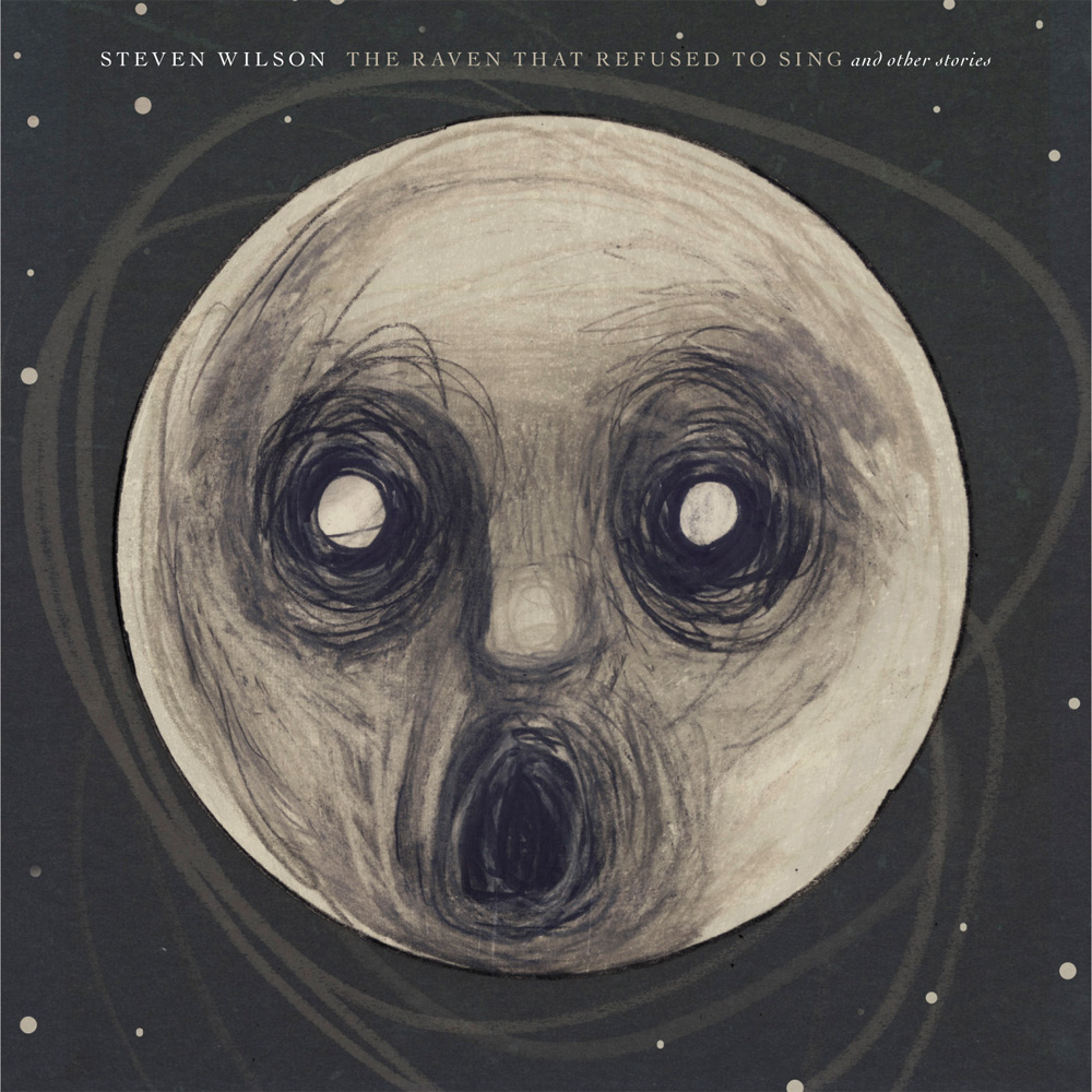 24. Steven Wilson - The Raven that Refused to Sing (and Other Stories)