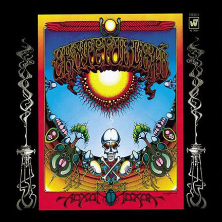 Greatful Dead - Aoxomoxoa