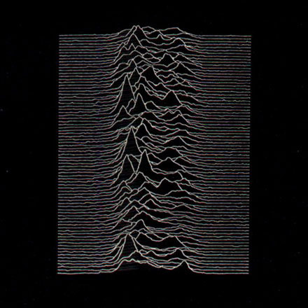 Joy Division - Unknown Pleasure