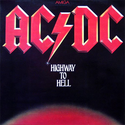 AC/DC - Highway to Hell German Cover