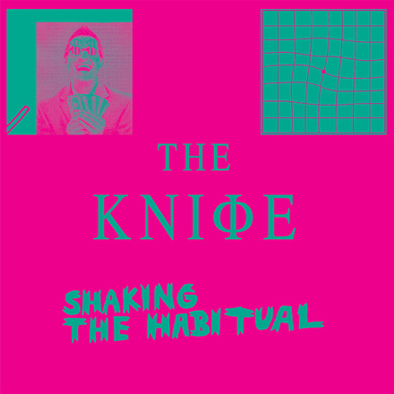 Cover Avarts 2013 - Moonmadness - The Knife: Shaking the Habitual