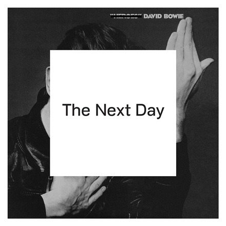 Cover Avarts 2013 - Cover Avarts 2013 - Wojciech Kucharczyk: David Bowie – The Next Day