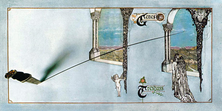 Genesis - Trespass Full