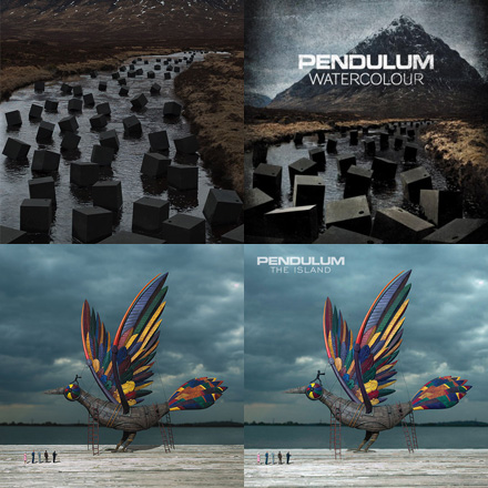 Pendulum: Immersion - Single