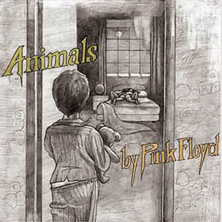Pink Floyd: Animals - first concept