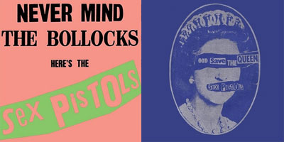 Sex Pistols: Never Mind the Bollocks