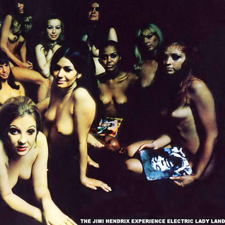 The Jimi Hendrix Expirience: Electric Ladyland