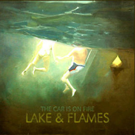 The Car is on Fire: Lake & Flames